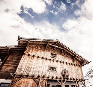 Residence Panorama im Ski- und Wandergebiet Pfelders